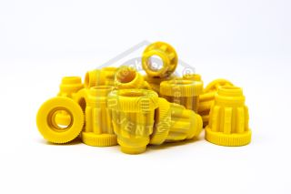 100x ribbed cell support